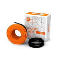 Греющий кабель IQ FLOOR CABLE, 850Вт, длина 42м (5.7 м2)